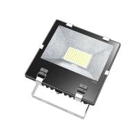 Vibe LightingLED Flood Light Exterior Black Aluminium 120W in 4000K 31cm Vibe