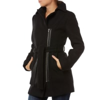 VilaVidarling Coat Mantel Schwarz