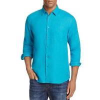 VilebrequinLinen Button-Down Shirt - Regular Fit