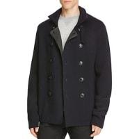 VinceWool Pea Coat Sweater