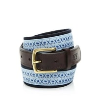 Vineyard VinesHockey Canvas Club Belt