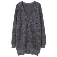Violeta by MangoSTRAW Vest medium heather grey