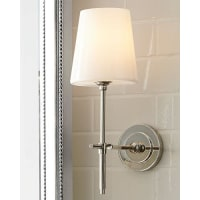 Visual ComfortBryant Sconce with Glass Shade