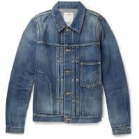 VisvimChore Denim Jacket - Blue