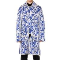 Vivienne WestwoodAlpaca Gemischt Mantel mit Knebel Herbst/Winter