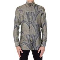 Vivienne WestwoodHemd aus Baumwolle mit Muster Herbst/Winter