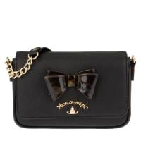 Vivienne WestwoodTasche - Somerset Shoulder Bag Black - in schwarz - Henkeltasche für Damen