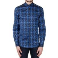 Vivienne WestwoodPopeline Cotton Printed Shirt Herbst/Winter