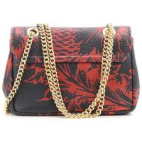 Vivienne WestwoodUmhängetasche für Damen, Rot, Leder, 2016