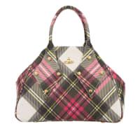 Vivienne WestwoodTasche - Derby Bowling Bag New Exhibition - in bunt - Henkeltasche für Damen