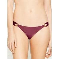 VixThai Bikini Bottom - Burgundy, Size Xs