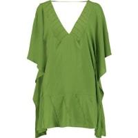 VixVoile Kaftan - Bright green