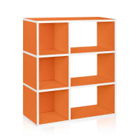 Way BasicsSutton - Boekenkast - Oranje