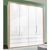 WiemannPanorama-Falttürenschrank »Loft« mit Glasfront in 3 Breiten