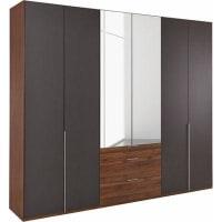 WimexKleiderschrank mit Spiegeltüren und Schubkästen »New York«