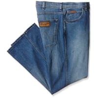 WranglerArizona Stretch - Vaqueros para hombre, color azul