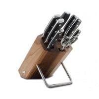 WüsthofX-Line Taco 8 Pieces, Natural Wood