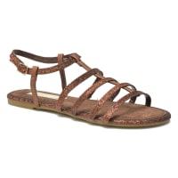 XtiDominicana 30160 - Sandalen voor Dames / Goud en brons
