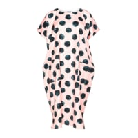 YoonaPrinted midi dress