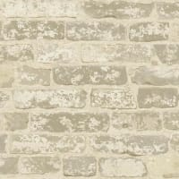 York Wallcoveringspapel pintado Up The Wall blanco