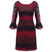 YumiKorte jurk burgundy