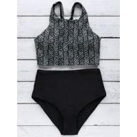 ZafulHigh Rise Bikini Set