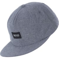 ZanerobeLinen Classic Snapback azul jaspeado