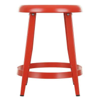 ZanuiMcKenna Stool, Red