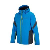 ZienerJacke »TROCKET man (jacket ski)«, blau, pers.blue.grey dark wash