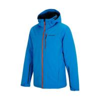 ZienerJacke »TROCKET man (jacket ski)«, blau, persian blue