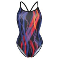 ZoggsFAIRLIGHT Maillot de bain black/multicoloured