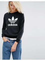 adidasOriginals Sweatshirt With Trefoil Logo