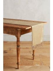 AnthropologieGolden Hour Table Runner