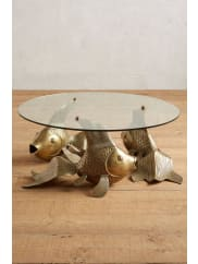 AnthropologieKoi Coffee Table