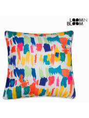 BigbuyGreen Cushion Topos - Little Gala Collection By Loomin Bloom