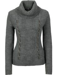 BODYFLIRT boutiquePullover (grigio) - BODYFLIRT boutique