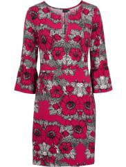BodyflirtAbito in jersey a fiori (fucsia) - BODYFLIRT