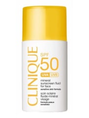 CliniqueSun (Mineral Sunscreen Fluid for Face SPF 50)