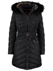 DerhyFABLE BIS Wintermantel noir