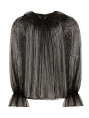 Dolce & GabbanaBluse aus Tüll