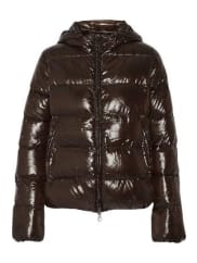 DuveticaAdhara Quilted Shell Down Coat - Dark brown