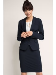 EspritModieuze businessblazer Dark Blue for Women