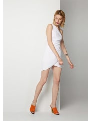 Fame & PartnersWhite Sorrento Dress