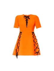FAUSTO PUGLISIabito arancio lace-up