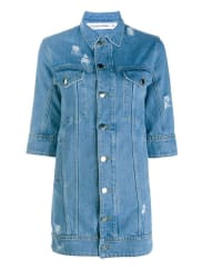 Filles A PapaDenim Shirt Dress