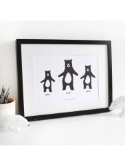 Heather Alstead DesignDance Like Your Dad A4 Print