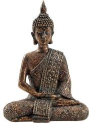 HOME AFFAIREDekofigur Buddha »Mangala«, braun, braun