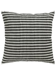 IKEASTOCKHOLM, Kissen, schwarz/weiß