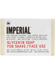 ImperialHerrenpflege Rasurpflege Glycerine Soap for Shave/Face 183 ml
