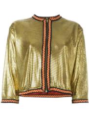 Jean Paul Gaultierchainmail effect jacket, Womens, Size: 42, Grey